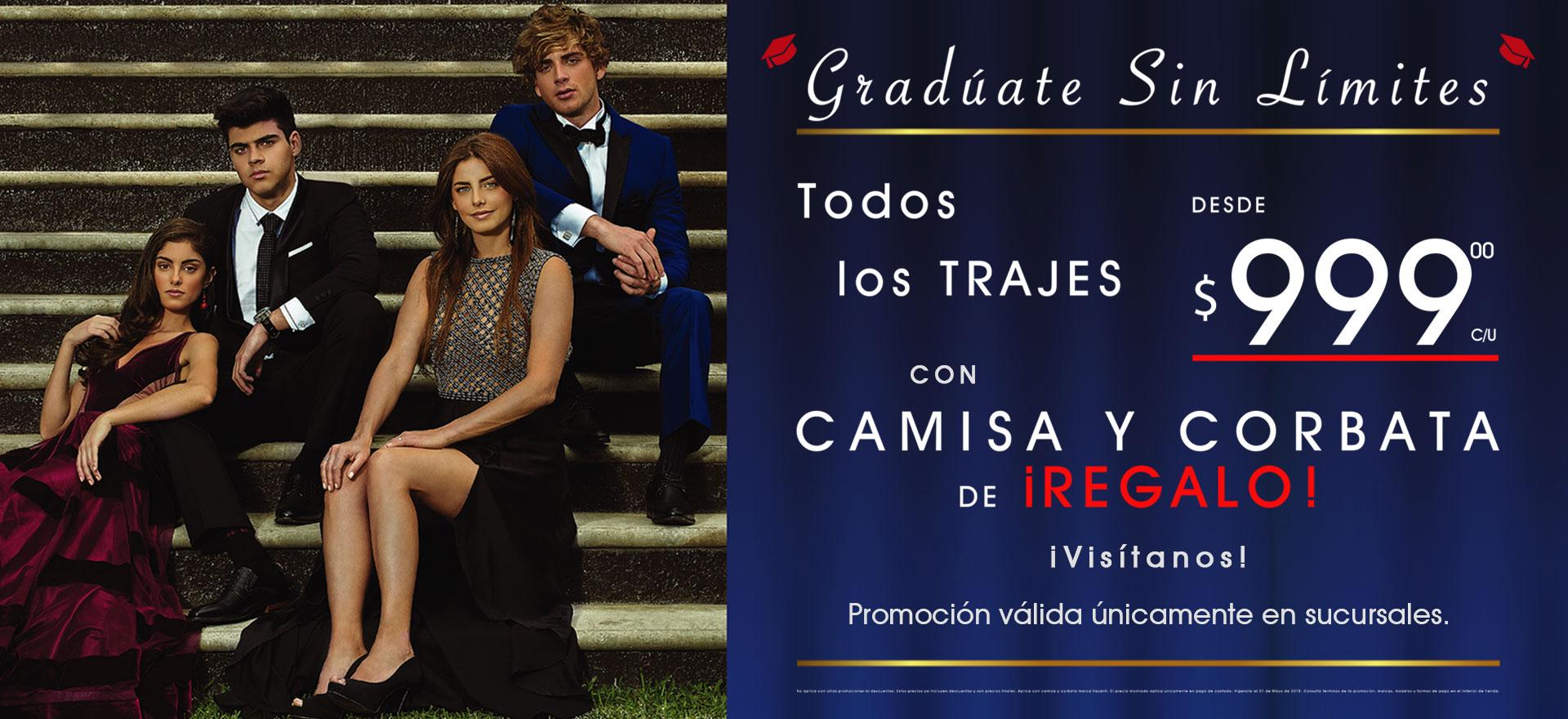 Banner Graduaciones Sucursales