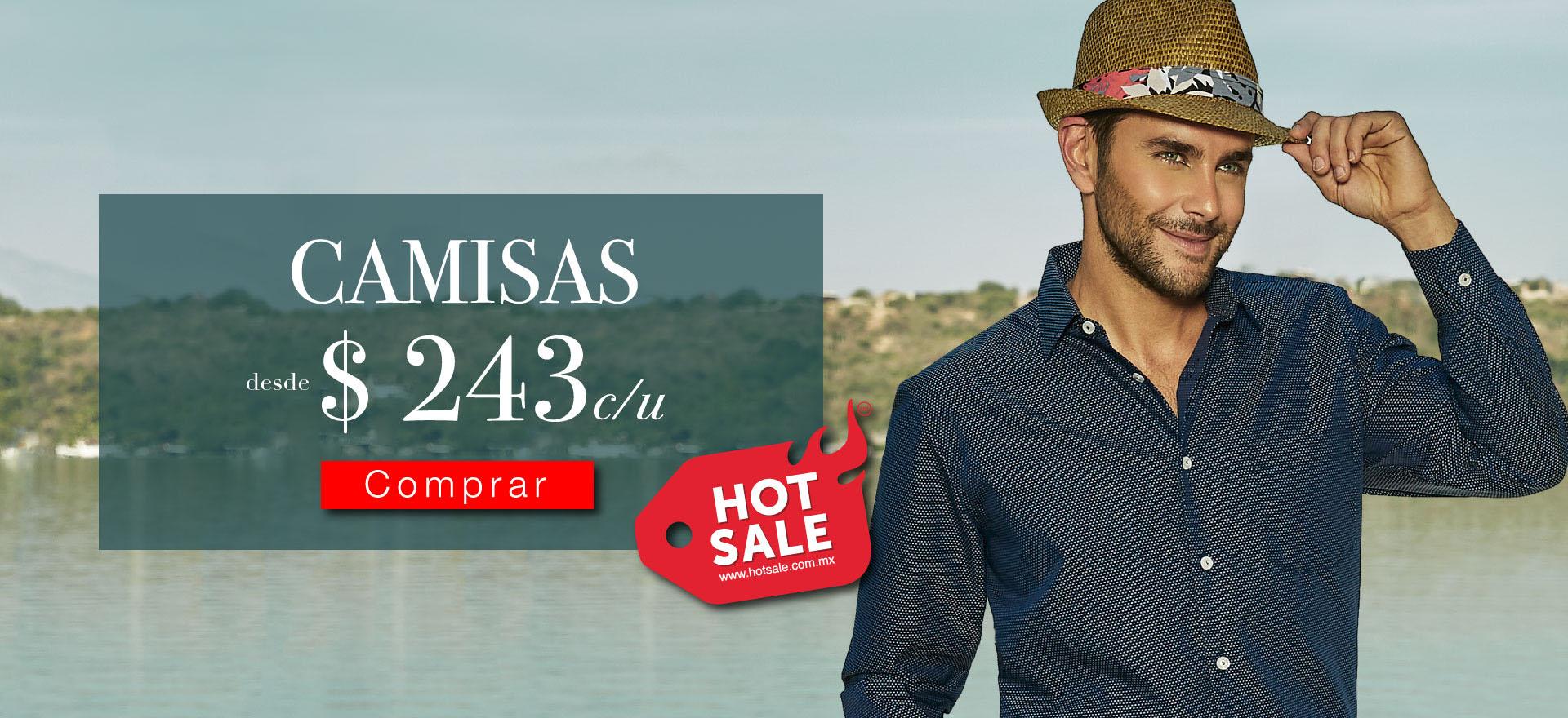 Hot Sale Camisas