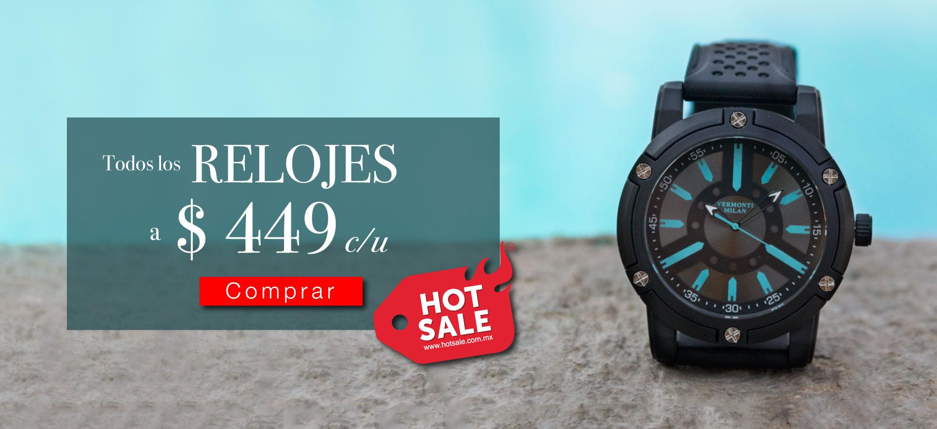Hot Sale Relojes