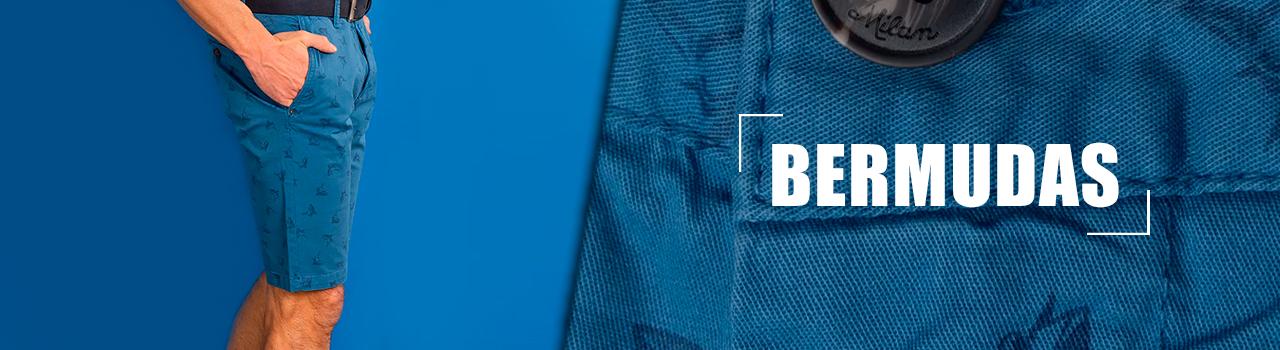 Banner Bermudas