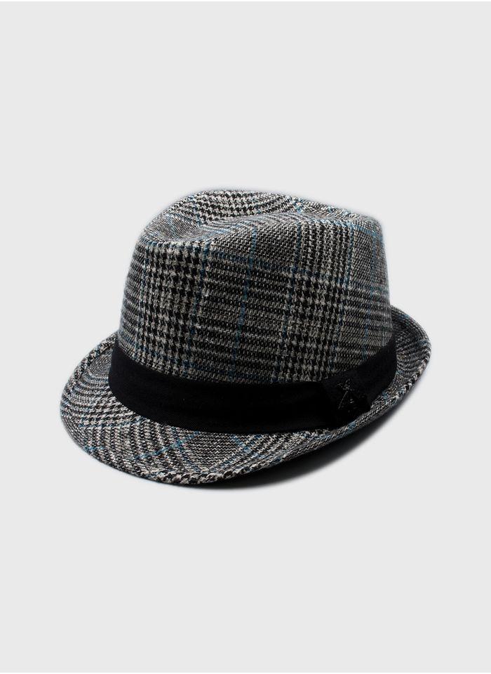 Sombrero--Accesorios-Color-Gris-Marca-Argento