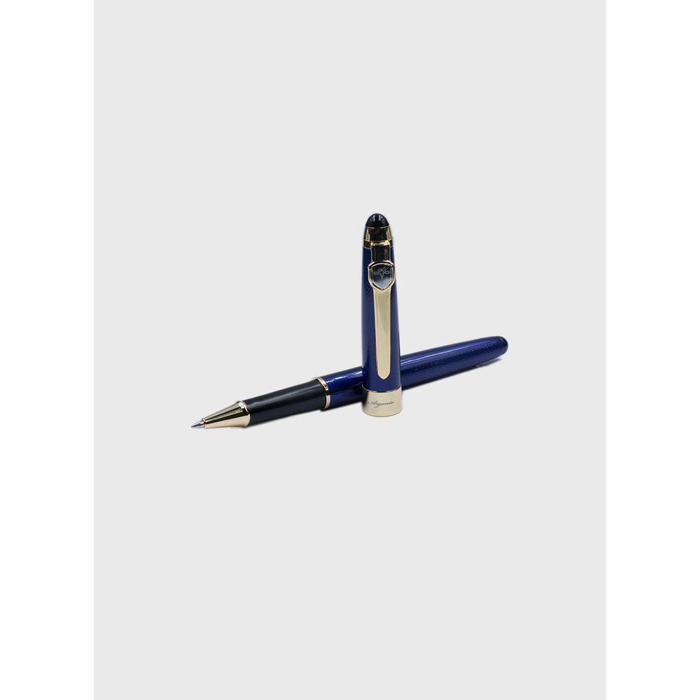 Pluma--Accesorios-Color-Azul-Marca-Argento