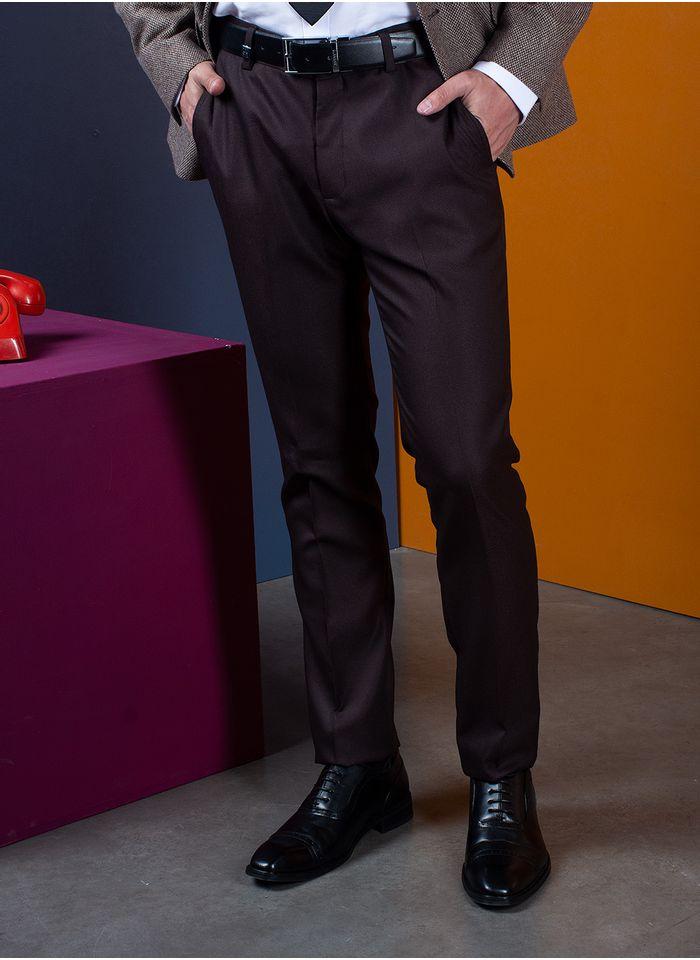 Pantalon--Vestir-Color-VinoMarca-Vermonti-Slim