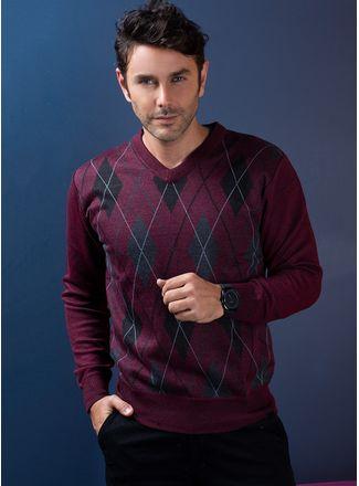 Sweater--Casual-Color-VinoMarca-Vasanti
