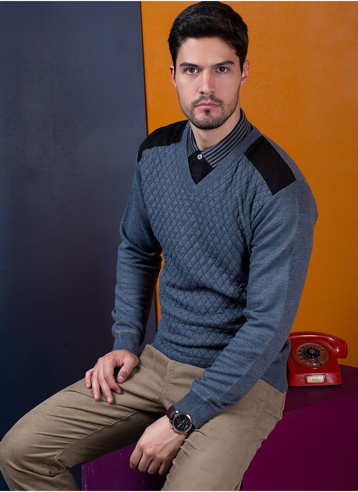 Sweater--Casual-Color-Oxford-Marca-Vermonti