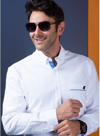 Camisa--Casual-Color-Blanco-Marca-Vermonti
