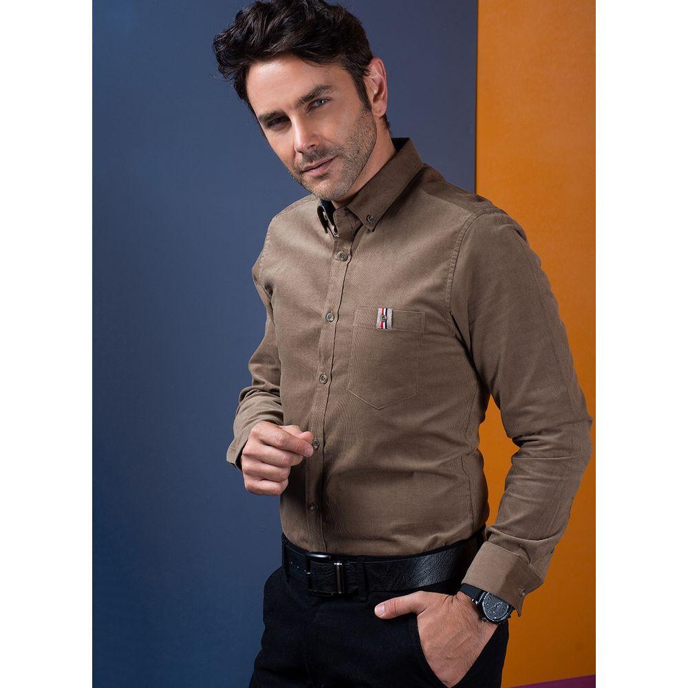 Camisa--Casual-Color-Khaki-Marca-Vermonti