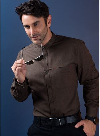Camisa--Casual-Color-Cafe-Marca-Vermonti