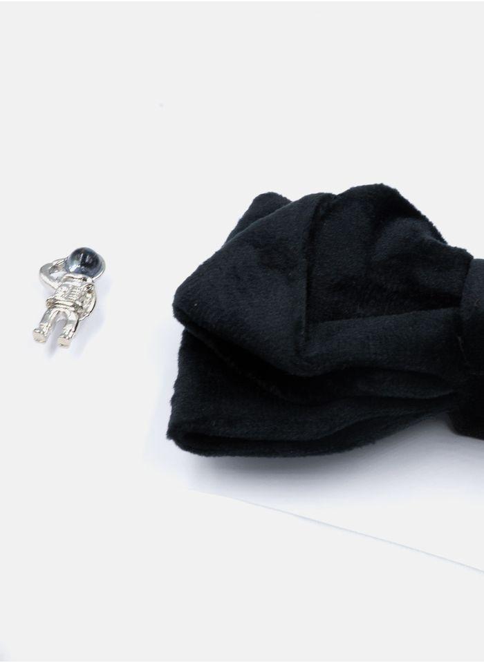 Moño-Color-Negro-Argento