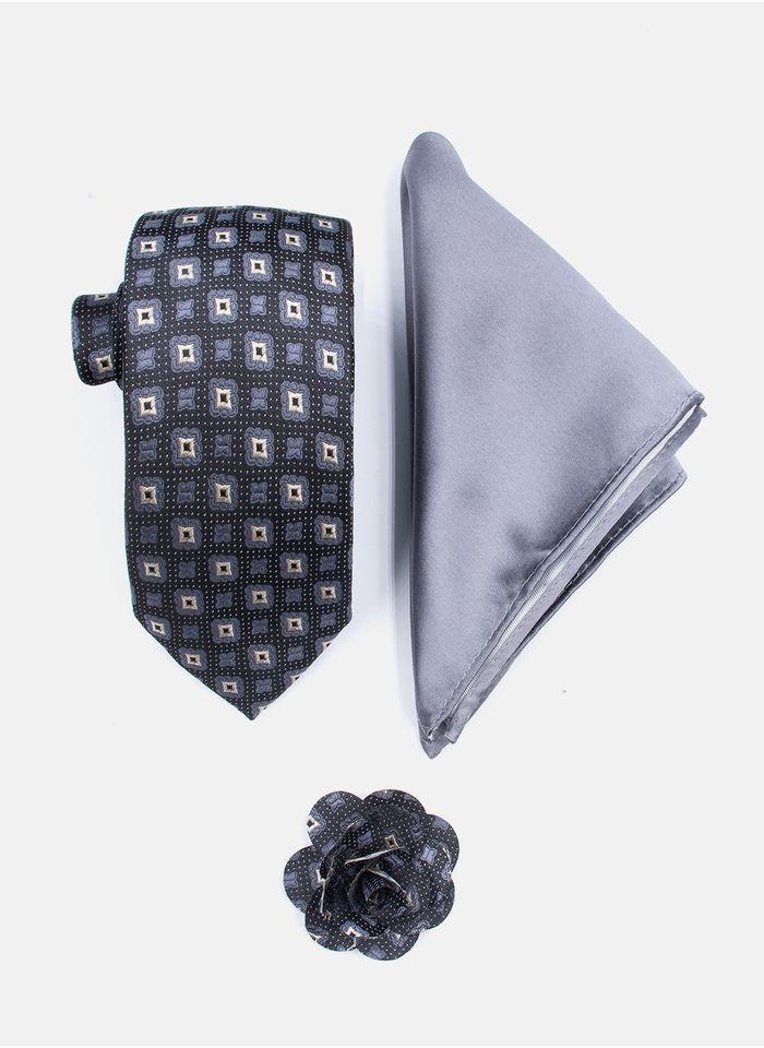 Set-Corbata-Color-Negro-Argento