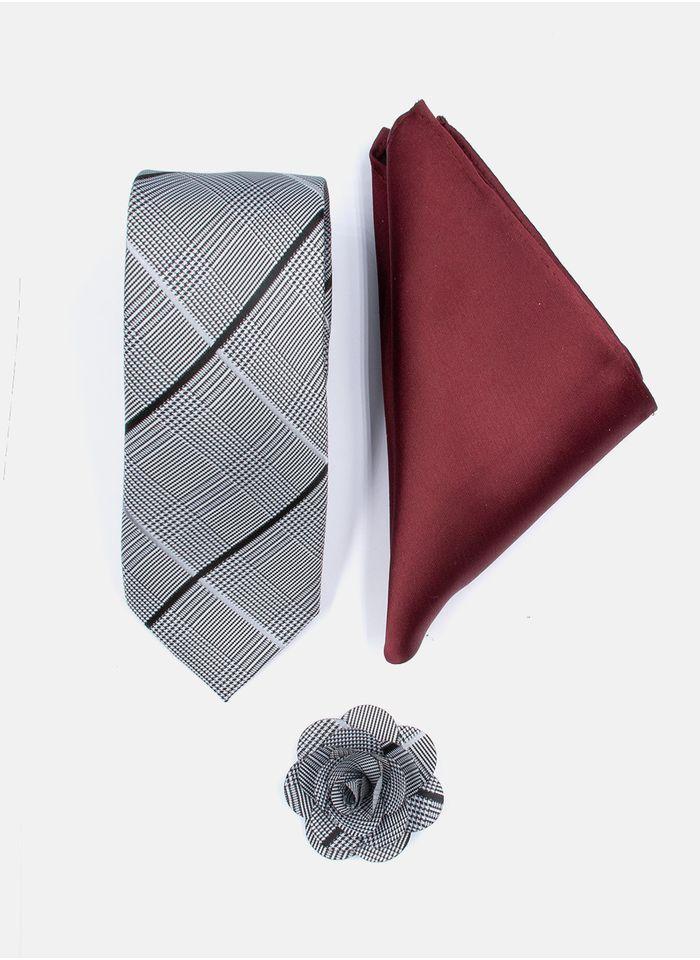 Set-Corbata-Color-Gris-Argento