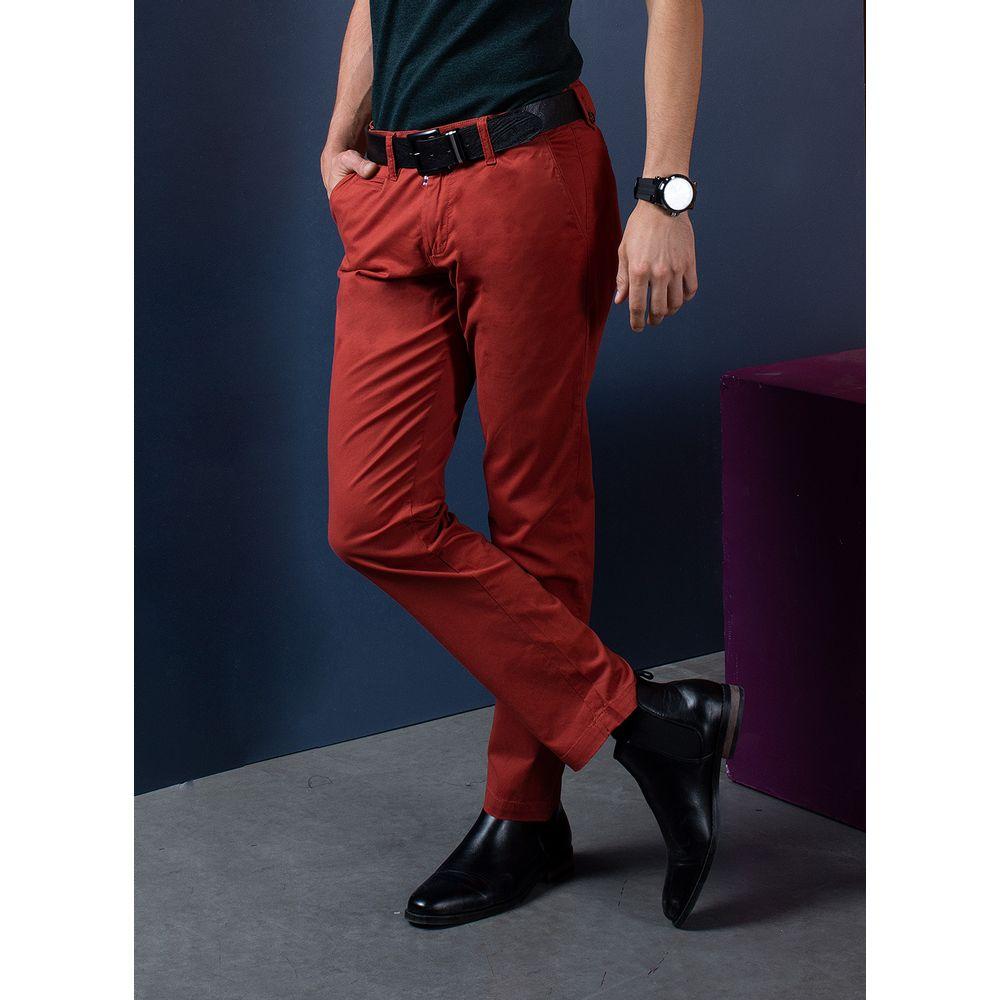 Pantalon-Casual-Color-Naranja-Vermonti