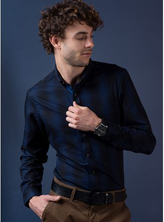 Camisa-Casual-Color-Marino-Vermonti
