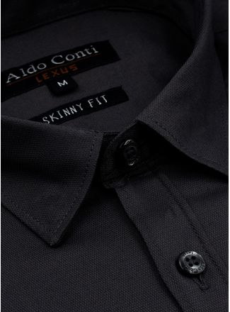 Camisa--Color-Oxford-Aldo-Conti-Lexus