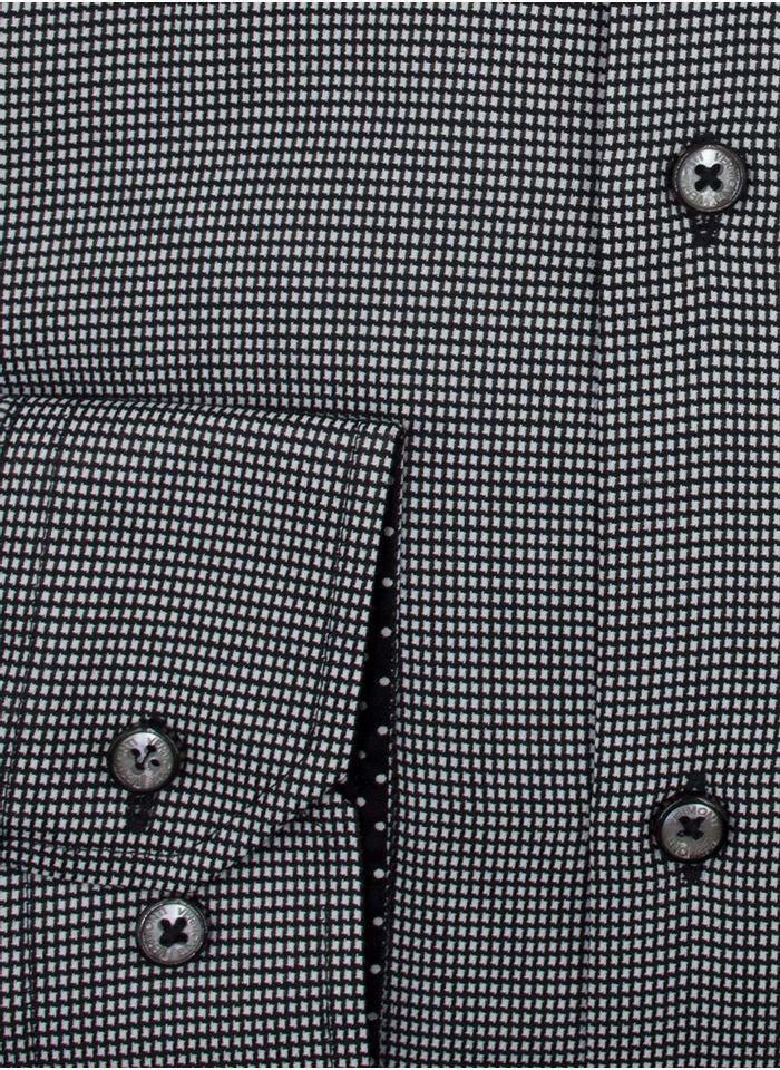 Camisa--Vestir-Color-Negro-Marca-Vermonti-Super-Slim-Fit
