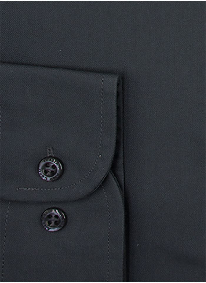 Camisa--Vestir-Color-Oxford-Marca-Aldo-Conti-Black