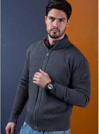 Sweater--Casual-Color-Gris-Marca-Aldo-Conti