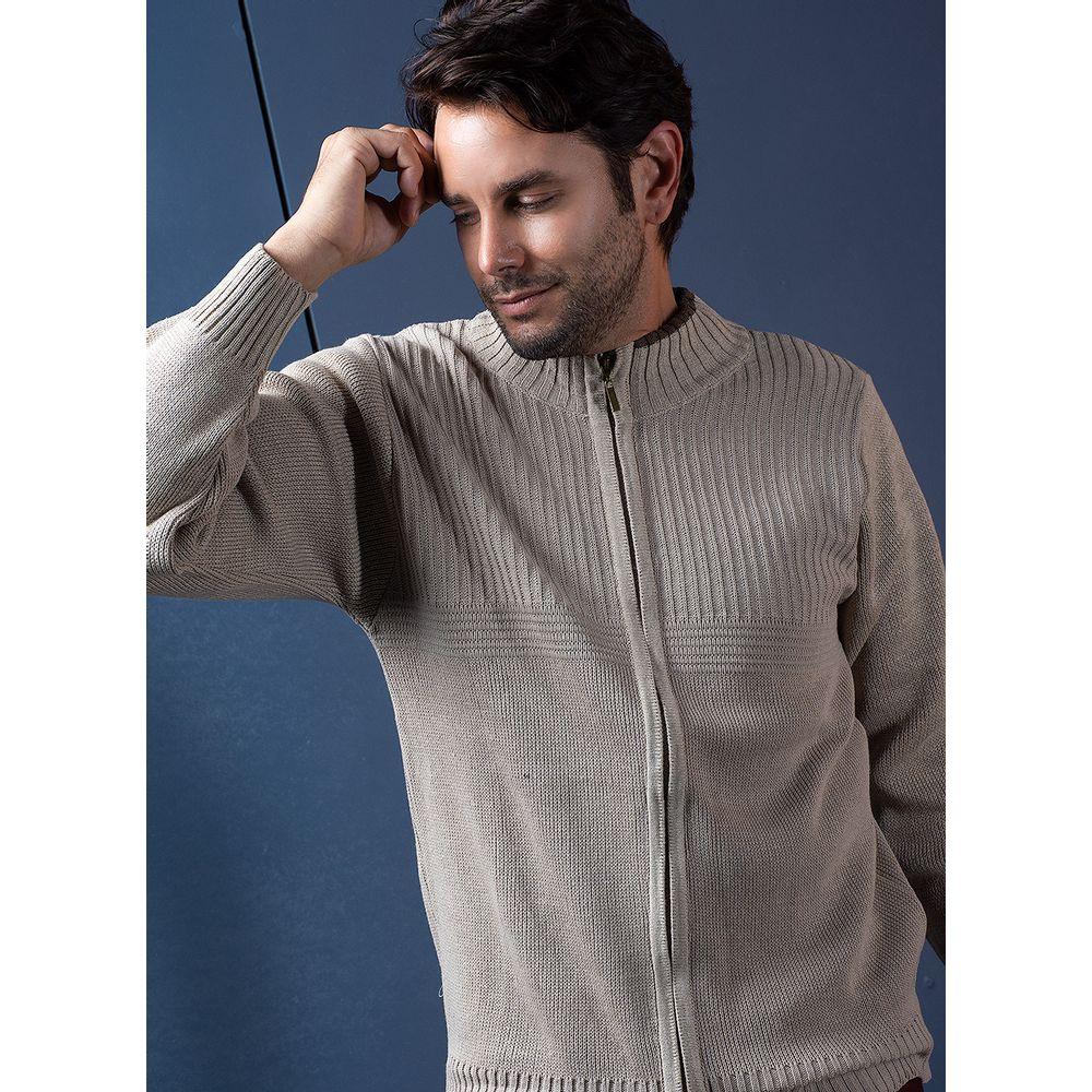 Sweater--Casual-Color-Khaki-Marca-Aldo-Conti
