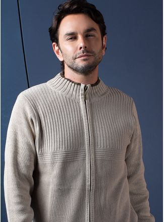 Sweater--Casual-Color-Khaki-Marca-Aldo-Conti