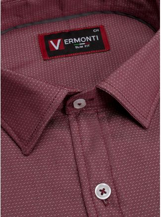 Camisa--Vestir-Color-VinoMarca-Vermonti-Slim