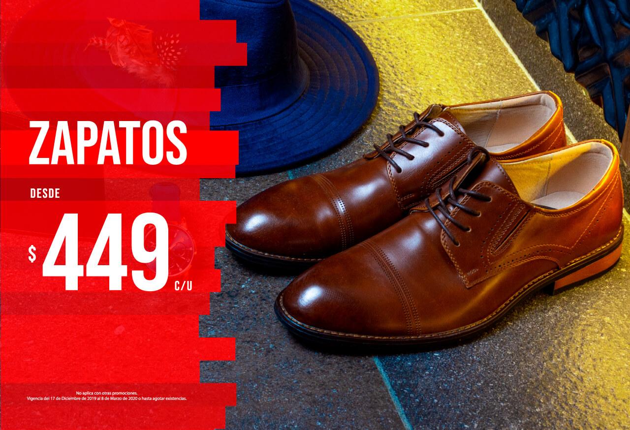 Zapatos desde