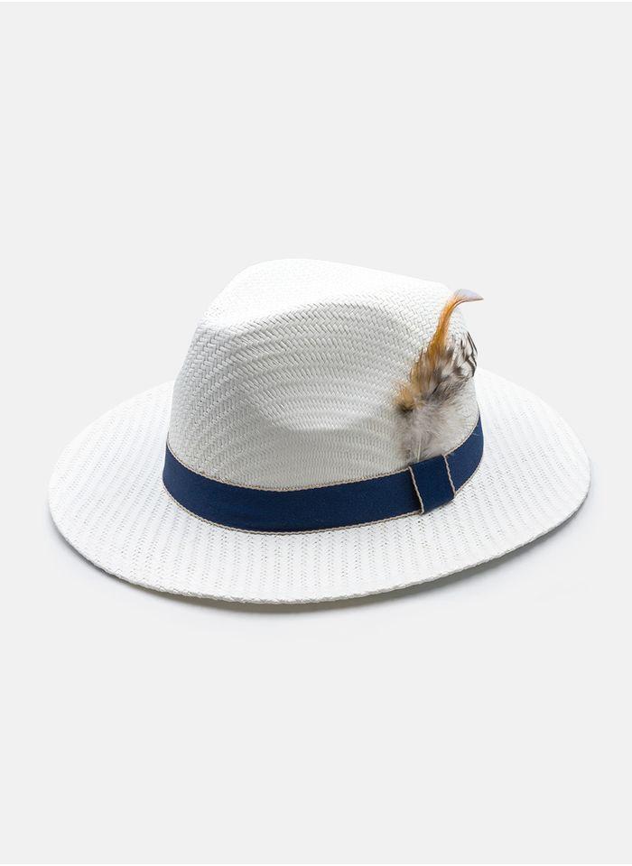 Sombrero--Accesorios-Color-Blanco-Marca-Argento.-Composicion---100-PAPEL